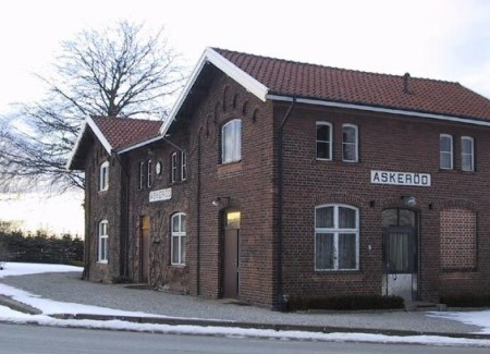 Askeröd stationshus