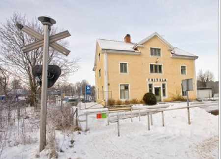Fritsla stationshus